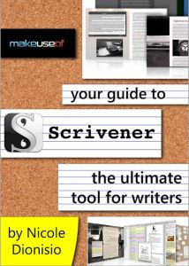 Scrivener - Your Guide to Scrivener The Ultimate Tool for Writers by Nicole Dionisio - book cover