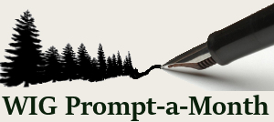 Writers in the Grove Prompt-a-Month badge.