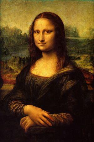 Mona Lisa - Leonard Da Vinci - Wikipedia.