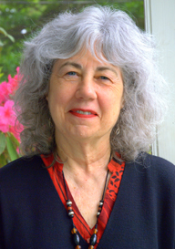 Paulann Peterson Author Photo