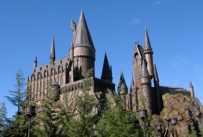 Harry Potter - Hogwarts at Florida Disney World - Wikipedia